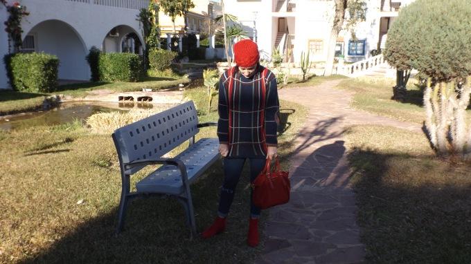 suéter college