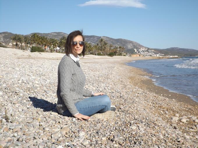 suéter-gris